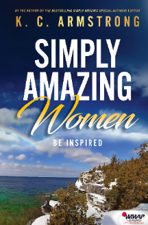 Simply Amazing Women, KC Armstrong (Featuring Marilynn Hughes)