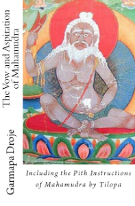 The Vow and Aspiration of Mahamudra: Including the Pith Instructions of Mahamudra by Tilopa, Compiled, Edited and with Commentary by Marilynn Hughes (An Ancient Sacred Texts Book)